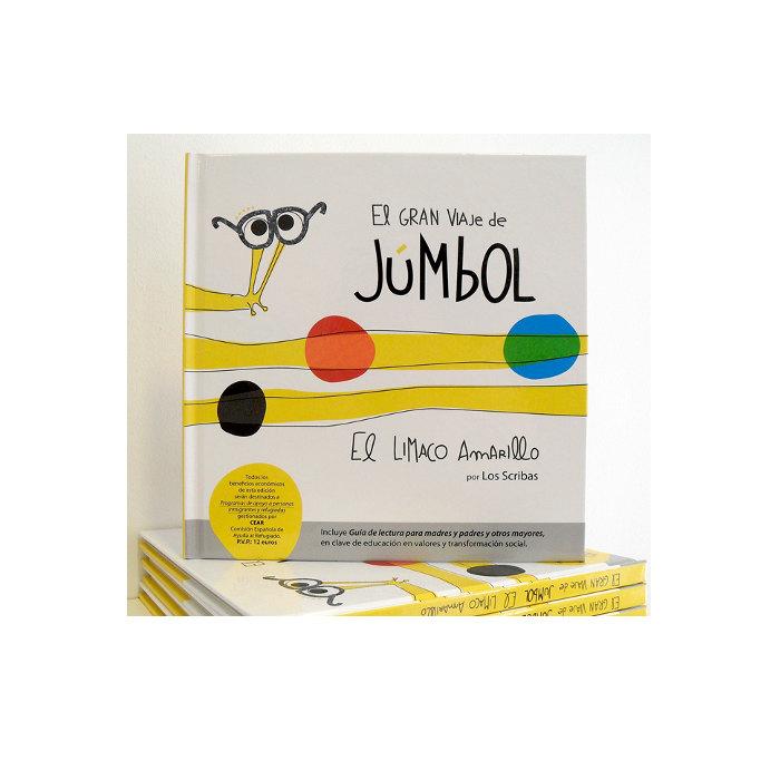 Júmbol, el limaco amarillo